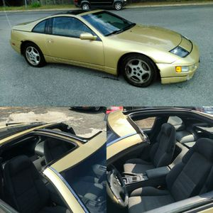 1990 Nissan 300 ZX {rare classic} for Sale in Silver Spring, MD