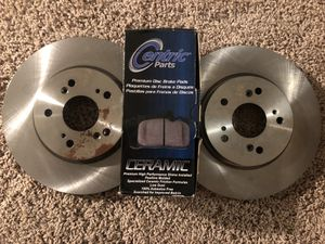 07-12 Acura RDX Brake Pads and Rotors for Sale in Frederick, MD