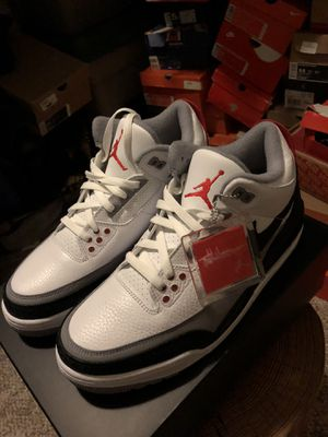 Air Jordan 3 Tinker Hatfield size 9.5 for Sale in South Burlington b7a8ca01d