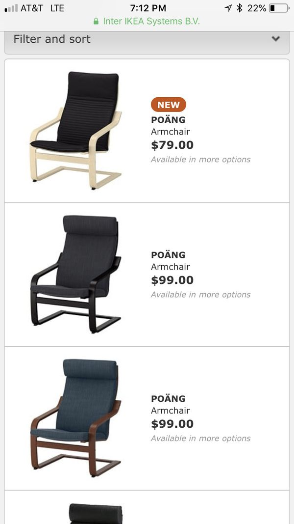 Astounding Ikea Poang Chair And Ottoman For Sale In Corpus Christi Tx Gmtry Best Dining Table And Chair Ideas Images Gmtryco