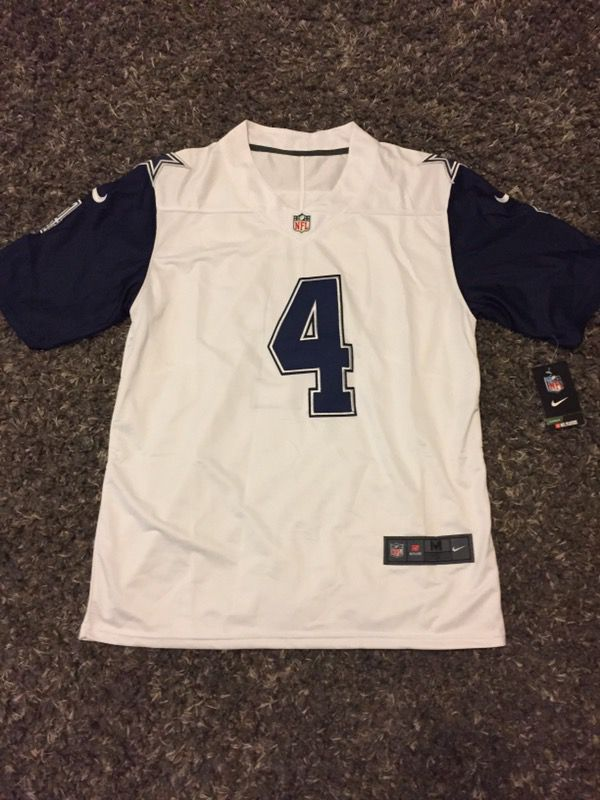 Dak Prescott Dallas Cowboys Color Rush Jersey for Sale in Tampa, FL  supplier NXyZInZh