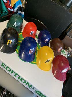 MLB Sundae Helmet Lot Thumbnail