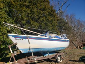 Sailboat for Sale in Rhode Island - OfferUp