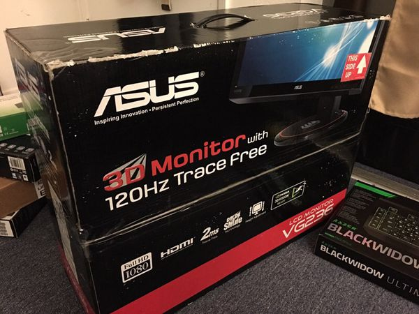 Asus VG236 Gaming Monitor for Sale in Daly City, CA - OfferUp