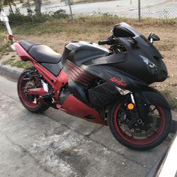 2008 Kawasaki  Zx 14 Motorcycle  Thumbnail
