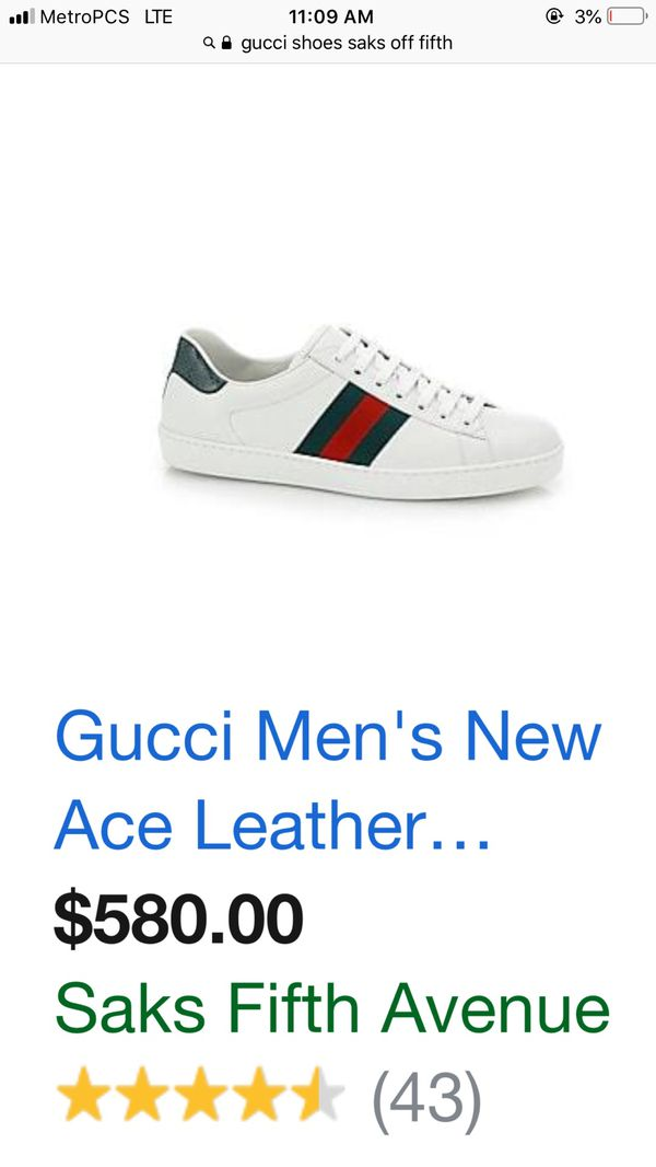 60e95cbe1 New and Used Gucci shoes for Sale in Streamwood, IL - OfferUp