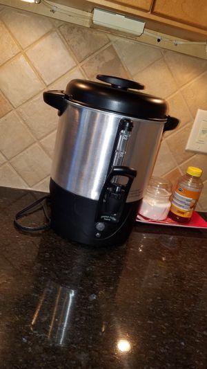 Stainless steel electric kettle like new for Sale in Manassas Park, VA