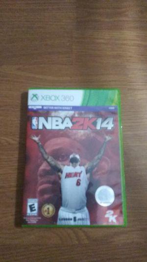 NBA2K14 for Sale in Spanaway, WA