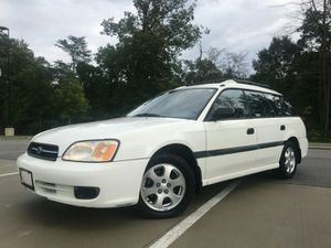 2001 Subaru legacy 97k for Sale in Silver Spring, MD