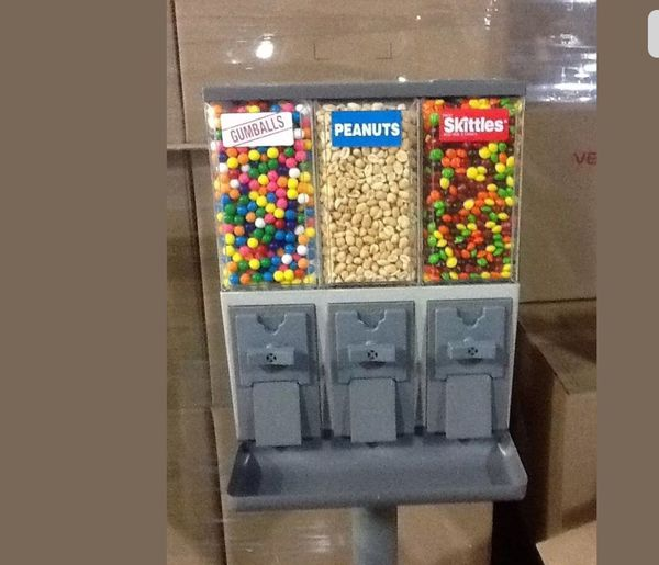 Candy Vending Machines For Sale In Wilmington De