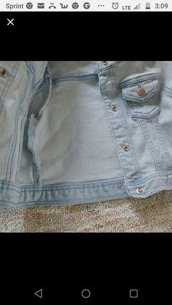 Baby jacket size 12/18 month Thumbnail
