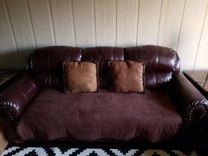 New and Used Leather sofas for Sale in Mansfield, TX - OfferUp
