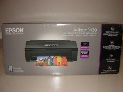 Epson Artisan 1430 color inkjet (new ink technology) + Extras for Sale in  Lexington, KY - OfferUp