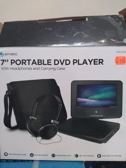 Portable DVD player Thumbnail