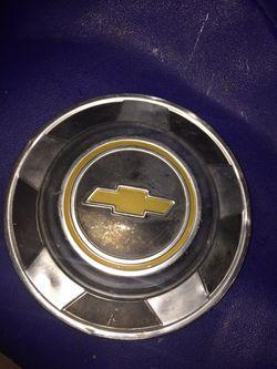 Chevy 5 star hub caps Thumbnail