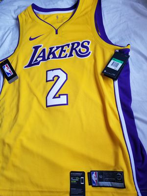 new arrival 1ad99 92193 Nike Los Angeles Lakers Lonzo Ball #2 XL for Sale in Vernon, CA - OfferUp