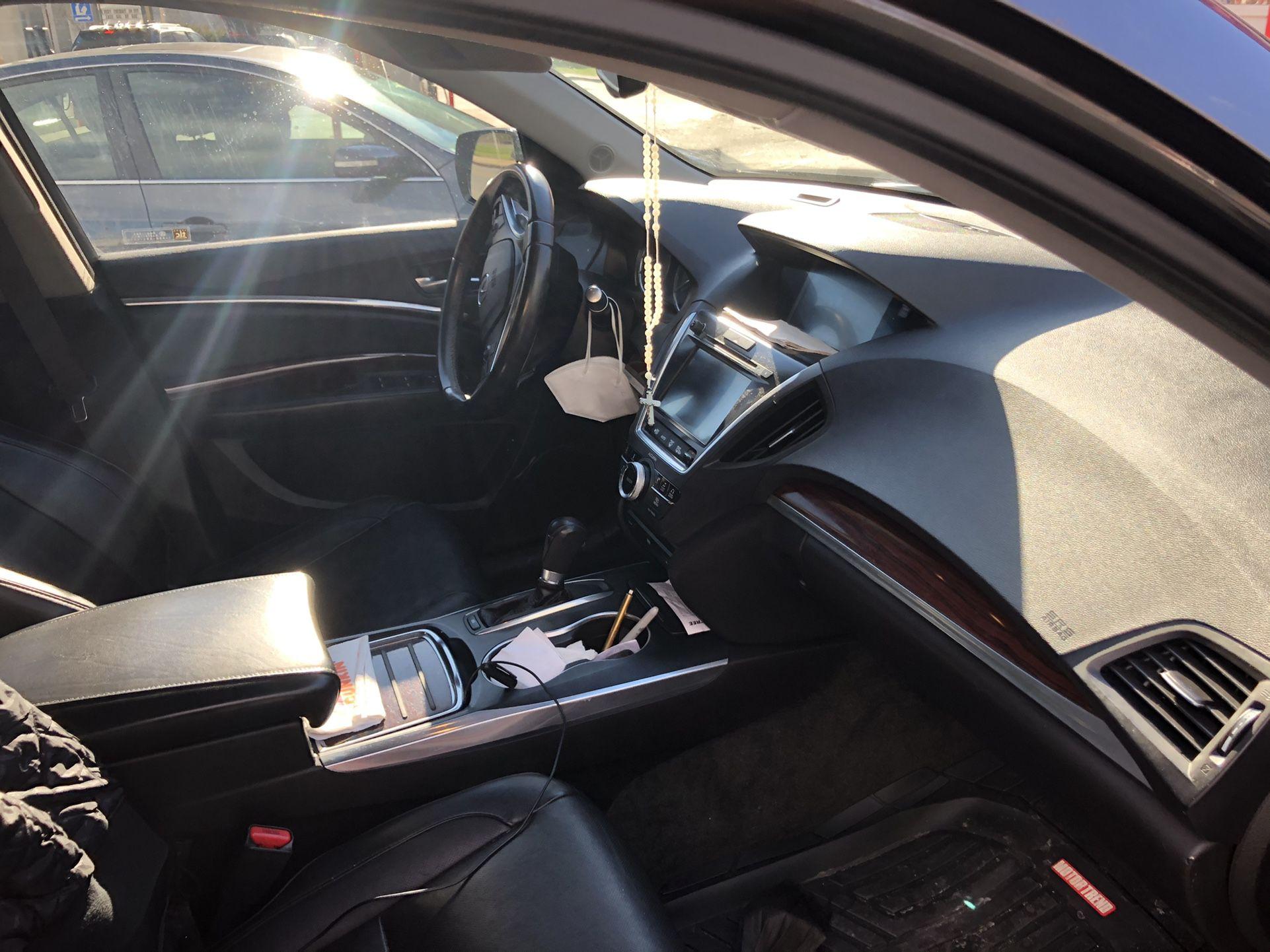 14 Acura MDX Full Pack