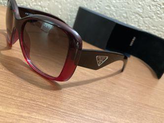 New  Prada Triangle 32PS Sunglasses Thumbnail
