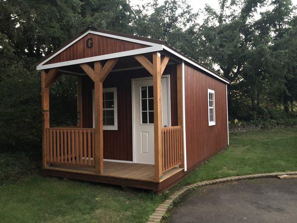 10x20 Cabin for Sale in Bonney Lake, WA - OfferUp