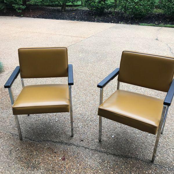 Vintage Midcentury Modern Office Chairs Richmond Va