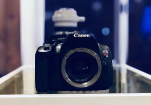 Canon Rebel T4i (BODY ONLY) for Sale in Rockville, MD