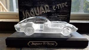 HOFBAUER CRYSTAL JAGUAR E-TYPE for Sale in Austin, TX