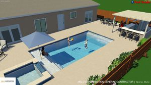 Swimming Pool Construction and Remodel for Sale in Miami, FL