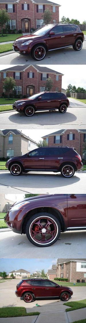 •• excellent Nissan Murano 2003 •• / 95 K miles. • For info Contact • Cindy255ad @ G m a i l . C o m • for Sale in Baltimore, MD
