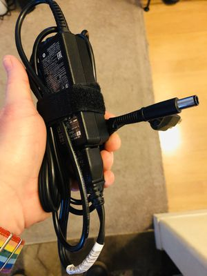 Photo HP Laptop AC Power Adapter Cord