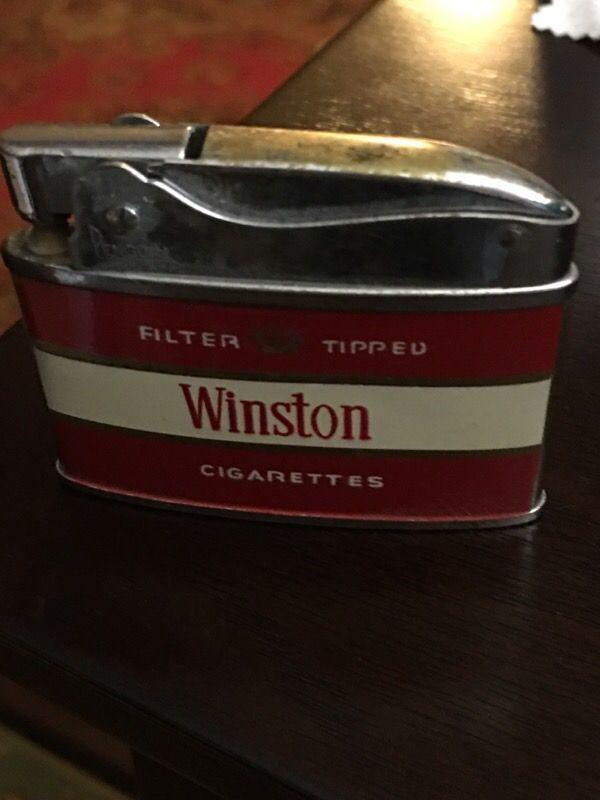 Vintage Winston Lighter for Sale in Dallas, TX - OfferUp