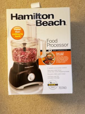 Food processor for Sale in Oakton, VA