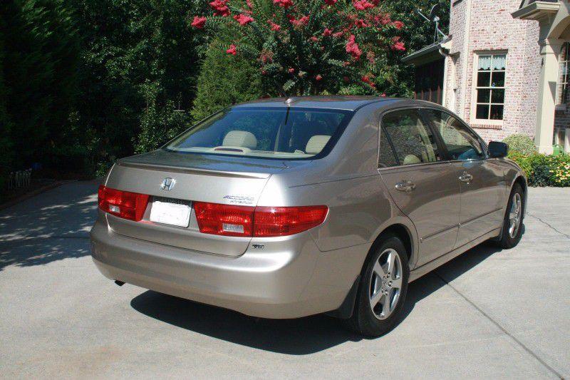 2 0 0 5 Honda Accord EX 33143