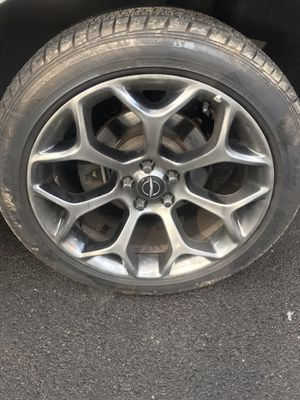 Dodge Rims all 4 for Sale in Forest Heights, MD