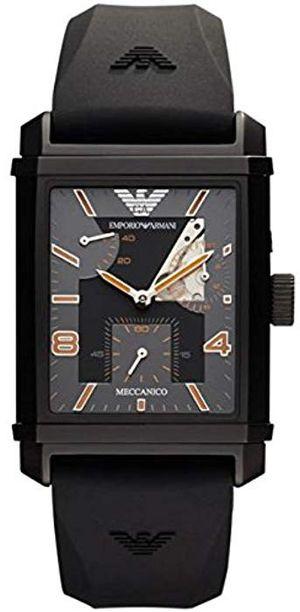 Emporio Armani Men's AR4239 Meccanico Automatic Watch for Sale in Herndon, VA