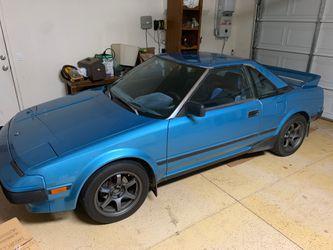 1985 Toyota MR2 Thumbnail