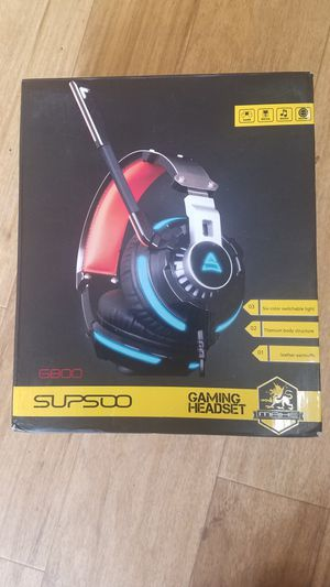 Gaming Headset for Sale in Nashville, TN