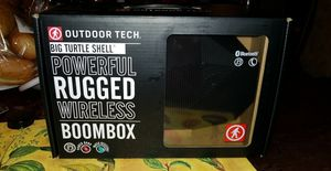 Outdoor Tech Big Turtle Shell Boombox Bluetooth speaker for Sale in Ashburn, VA