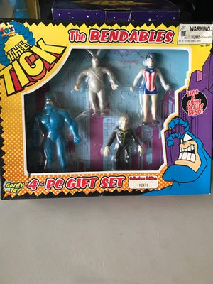 The Tick Collectable Action Figures for Sale in Rockwall, TX