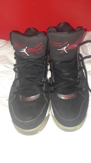 Black Jordans size 10 1/2 for Sale in San Francisco, CA