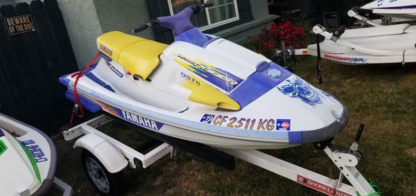 Yamaha waveraider jetski jet ski for Sale in Vacaville, CA - OfferUp