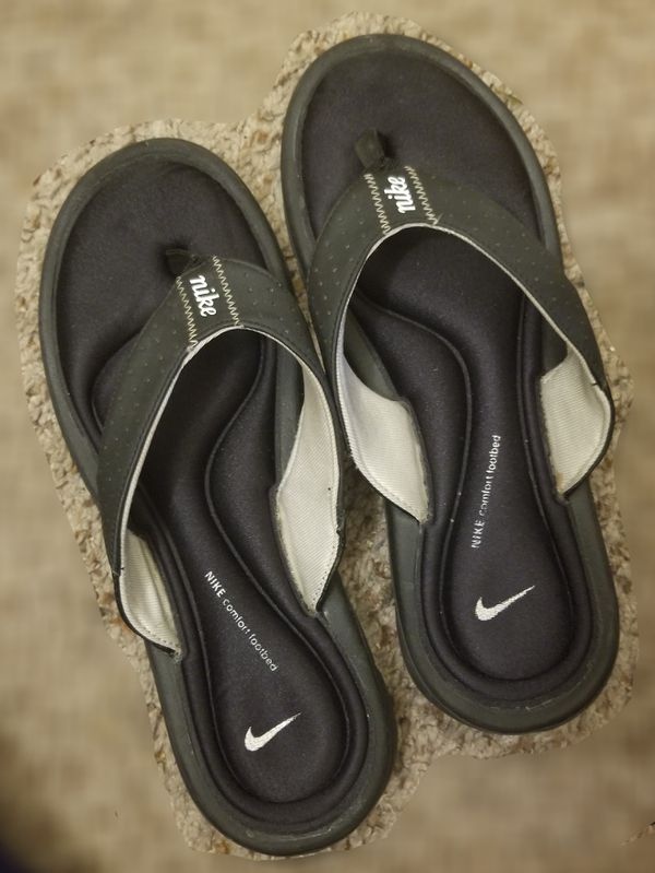 84ad0803a0fd Nike Comfort Footbed Flip Flops for Sale in Richmond