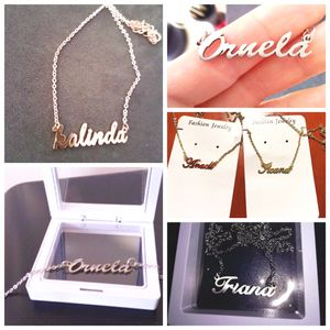 Custom Name Necklace for Sale in Wake Forest, NC
