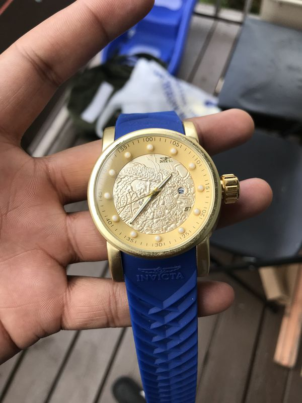 Invicta s1 Watch blue for Sale in Mahwah, NJ - OfferUp
