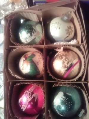 antique christmas decorations for sale in indianapolis in
