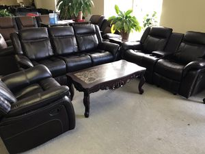 Three pcs living room sofa set on sale for Sale in Norcross, GA