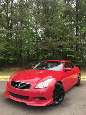 2008 INFINITI G37s Sport for Sale in Alexandria, VA