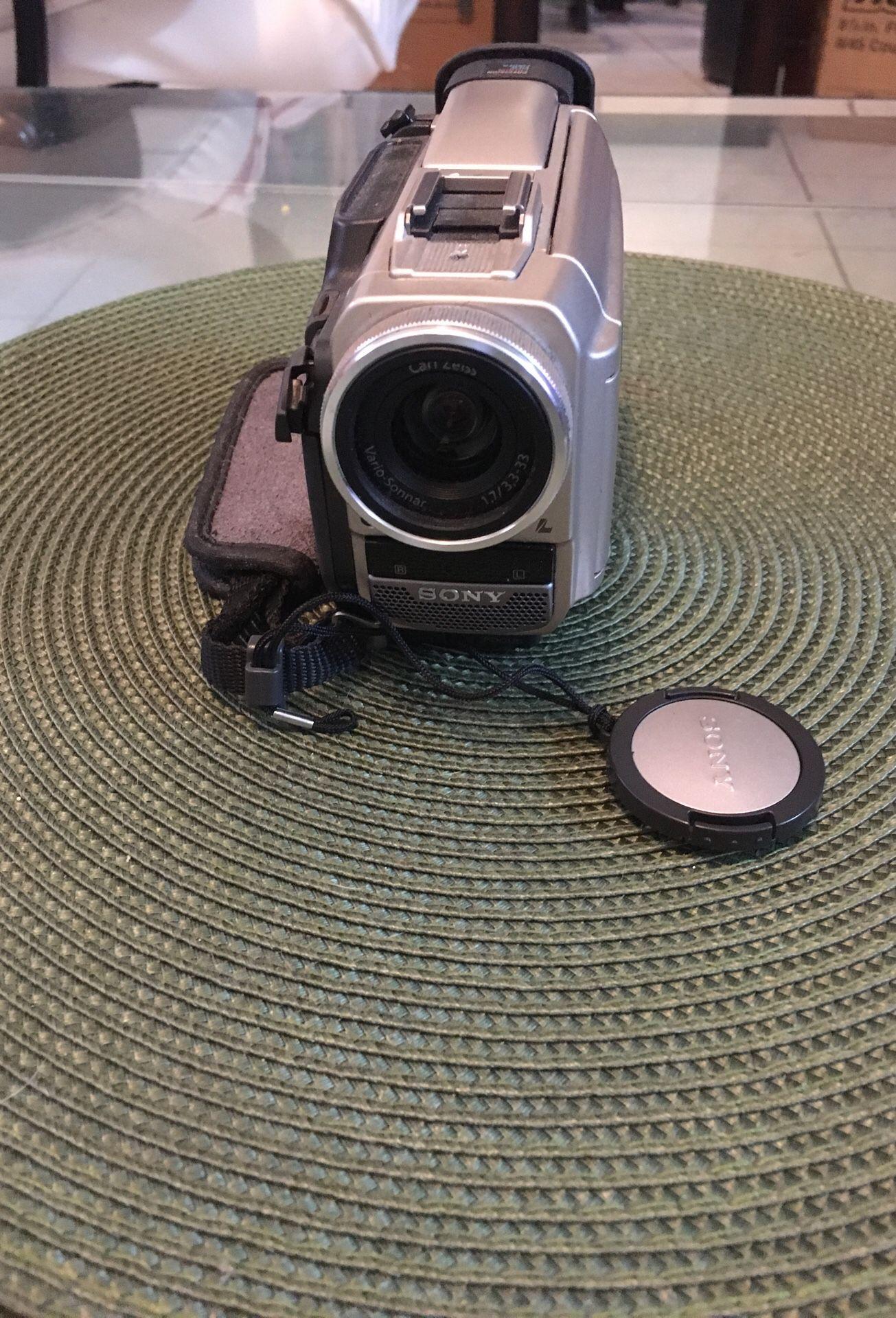 Sony N50 Digital video camera recorder