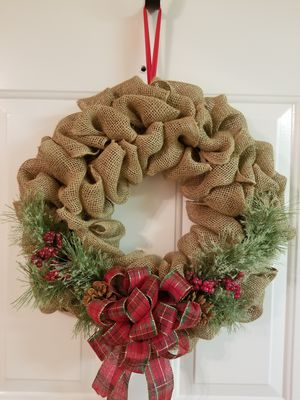 Monogram or personalized wreaths for Sale in Redlands, CA