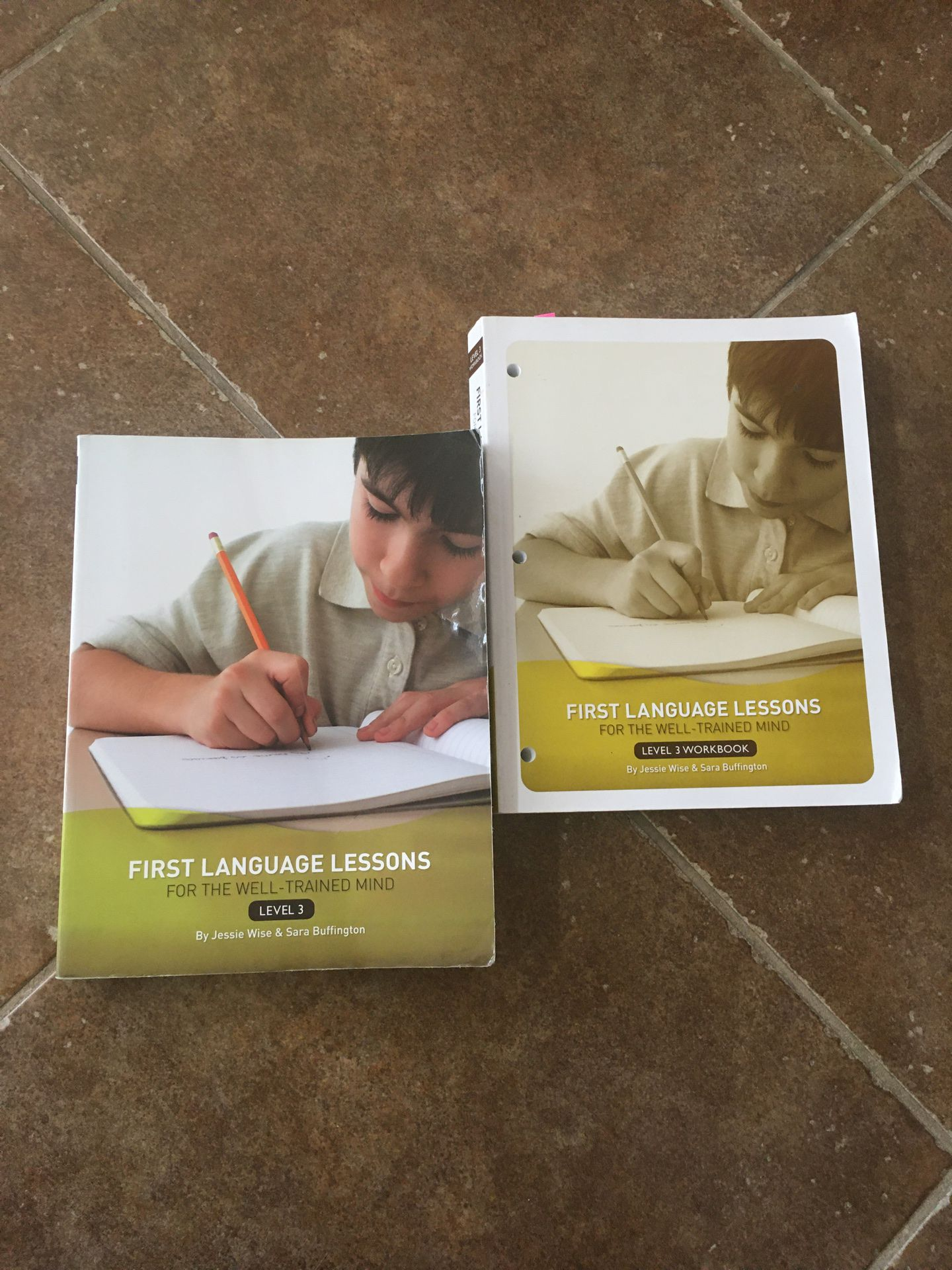 Homeschool- First Language Lessons, Level 3