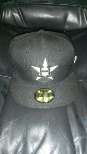competitive price 0977f 47607 ... australia mlb houston astros fitted hat size 7 5 8 for sale in yakima  wa 006b8